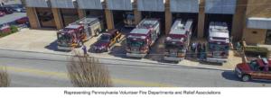 Representing Pennsylvania Volunteer Fire Departments and Relief Associations